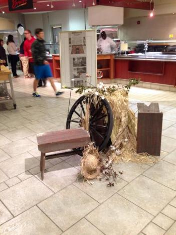 Dining Hall Display