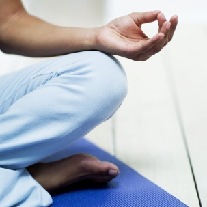 Young Woman Meditating on the Floor. Image by Royalty-Free/Corbis. Spit-Fire: https://flic.kr/p/aiFMox.